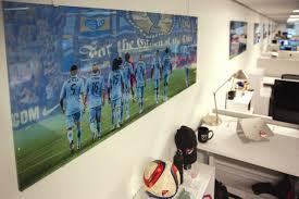 In The Office Major League Soccer