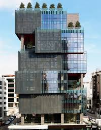 office building facades. Gallery Of The Ulug?l Otomotiv Office Building / Tago Architects - 1 Facades