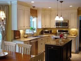 cool photo of french country kitchen lighting ideas in us