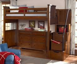 Legacy Classic Bedroom Furniture Dawsons Ridge Full Size Loft Bed With Stairs 2960 8520k Legacy