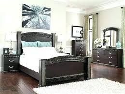 black wood bedroom furniture. Delighful Black Wood Queen Bed White Black Frame Bedroom  Sets   In Black Wood Bedroom Furniture Y