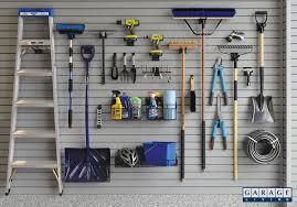 diy garage makeover slatwall