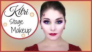 kitri paquita se makeup tutorial kathryn morgan hair stylist fashion tips