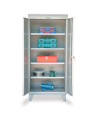 Strong Hold Products Outdoor Storage Cabinet - Exterior storage cabinets