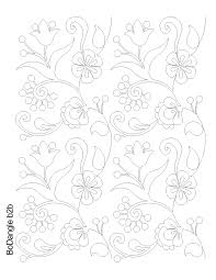 Anne Bright Designs Quilting Designs To Choose
