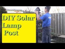 Lighting  Outdoor Solar Fence Post Lights Solar Garden Lamp Post Solar Garden Post Lights