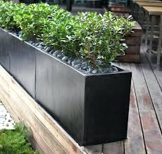 extra large planters for outside photo 2 of 8 planter box wood design long outdoor extra large planters