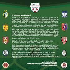 SuperLiga Shqiptare - Photos