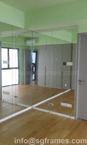 mirror works and full wall mirror