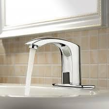 motion sensor faucet. Motion Sensor Kitchen Faucet - Bathroom