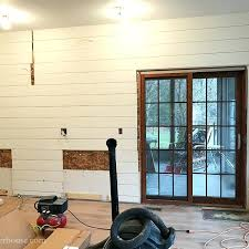 shiplap siding interior wall farmhouse kitchen shiplap siding interior walls cost