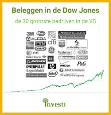 Beleggen in de Dow Jones: hoe doe je ...