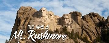 Image result for carving Mount Rushmore in the Black Hills National Forest of South Dakota
