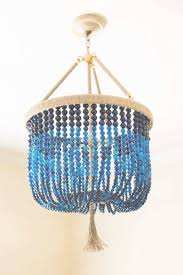 photo gallery of blue beaded chandelier viewing 13 45 photos within remodel 8