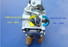 Walbro Carburetor Application Chart Walbro Carburetor Maintenance And Tuning For Model Aircraft