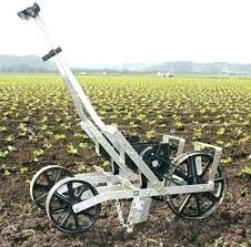 garden seed row planter metal precision manual home corn seeder steel vegetable seeds lambert