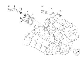 Engine ventilation Вентиляция картера engine wiring harness