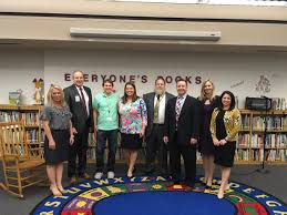 """Madison ESD on Twitter: """"Congratulations to Madison Camelview's Principal Hilary  O'Brien. She won the Rodel Exemplary Principal Award today.… """""""