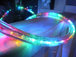 christmas rope lighting. 10Ft Rope Lights; 3Wire RYGB Chasing LED Light Kit; Christmas Lighting; Outdoor Lighting A