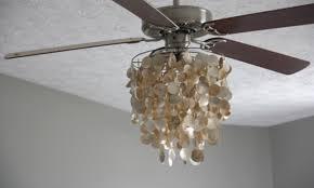 stunning chandelier ceiling fan kit black fans with light