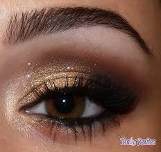 easy brown smokey eye makeup tutorial you