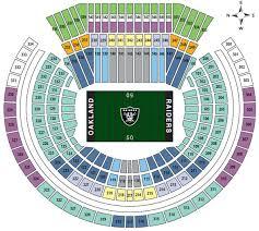 Pin On Oakland Raiders Stadium