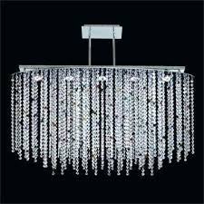 oval crystal chandelier oval crystal chandelier pendant with colored rain shaped oval crystal chandelier cassiel 30