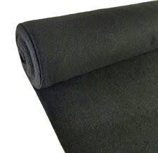 carpet roll. 5 Yards Black Upholstery Durable Un-Backed Automotive Trim Carpet 40\ Roll