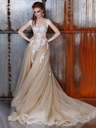 champagne coloured wedding dresses uk online at cheap prices uk