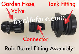 rain barrel ing kit embled rain barrel faucet rain barrel ing kit parts