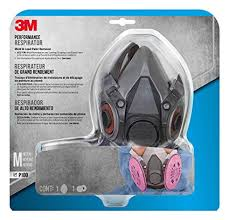 3m Cartridge Chart 3m Mold And Lead Paint Removal Respirator Medium 6297pa1 A