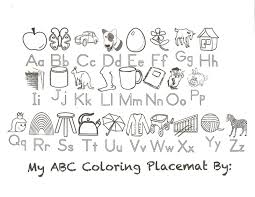 Small Picture Childrens Abc Coloring Pages Coloring Pages
