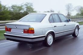 1995 BMW 5 Series - Information and photos - ZombieDrive