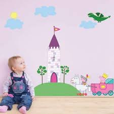 stickerscape princess peppa pig wall stickers pack on peppa pig wall art stickers with stickerscape princess peppa pig wall stickers pack dunelm