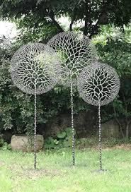 garden sculpture. Lovely Decoration Yard Sculpture Pleasing 1000 Ideas About Garden On Pinterest