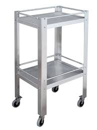 stainless steel utility table utility table sportsman stainless steel kitchen utility table
