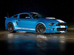Ford-Mustang Shelby GT500 Cobra 2013 1600x1200 by f1hunor on ...