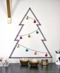 Mini Disco Ball Decorations Decorations Simple Diy Handmade Washi Tape Christmas Tree With 90