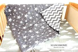 baby duvet summer air conditioner blanket clouds tree crown star stripe design for bed crib bedding cloud crib bedding