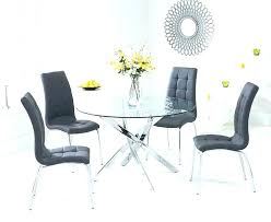 dining table set round glass round glass dining table for 6 round glass dining table set