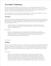 How To Create An Executive Summary In Word Free Executive Summary Word Templates At Allbusinesstemplates Com