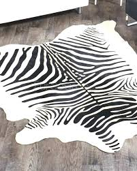 black and white zebra print rug brown zebra area rug striped rug decoration black white zebra