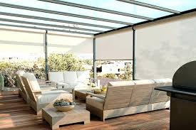 sun blocker for patio ideas outdoor blockers door blocking solar screen shades p
