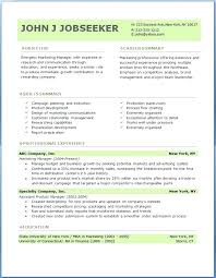 Free Printable Resume Maker Classy 28 Free Printable Resume Builder Ed Poor