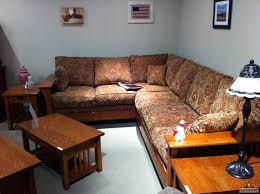 craftsman style furniture. mission bookcase solid oak portland furniture sectional craftsman style