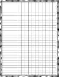 Blank Class List Template Finally a cute lesson plan template It