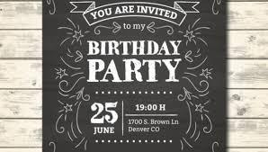 52 Birthday Invitation Templates Psd Ai Free Premium