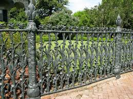garden shed interiors cast iron fence