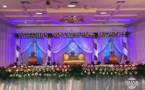 every couple have their unique chemistry so we as one of the best wedding decorators in coimbatore aim to aid you in creating a wedding theme unique to