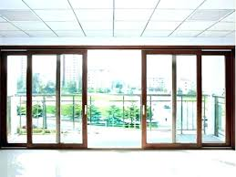 4 panel sliding glass door sliding glass door with sidelights best of sliding glass door with